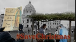CHRISTMAS LOCKDOWN: Christian Patriots Stand and Resist