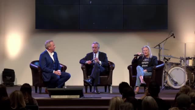 Vaccines and Religious Freedom: Dr. Judy Mikovits & Robert F. Kennedy, Jr.