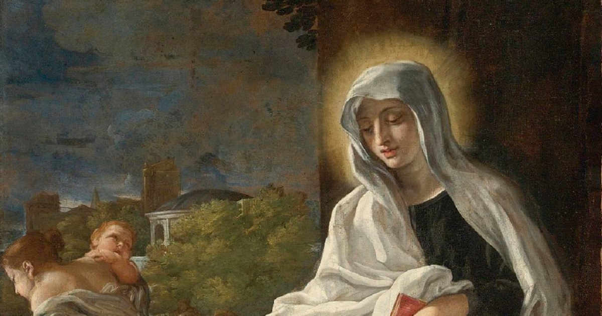 St. Frances of Rome, March 9th