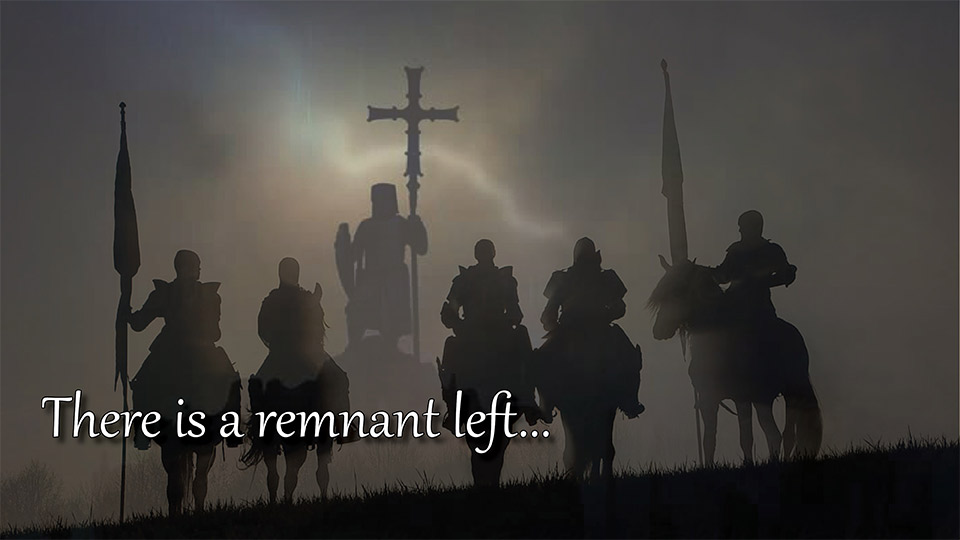 DEUS VULT: The Remnant's War on Modernism