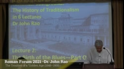 Dr John Rao: The Birth of the Blues—Part One