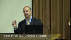 Jonathan Arrington: Catholic Education