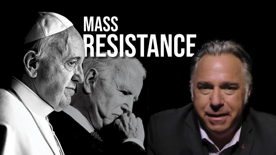 BIDEN'S POPE: Cancelling the Catholic Church