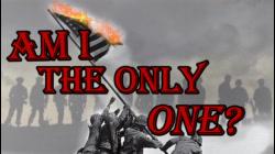 PATRIOTISM MATTERS: Pledging Allegiance to a Burning Flag