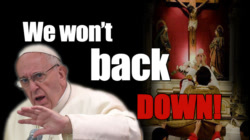 DIOCESAN PRIEST: Francis 'Drops an Atom Bomb' on Tradition