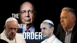 DAVOS in the CATACOMBS: Klaus Schwab's Secret Vatican Connection