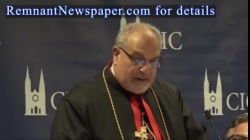 Remnant-TV.com Presents   2021 Catholic Identity Conference Livestream and Video's On-Demand
