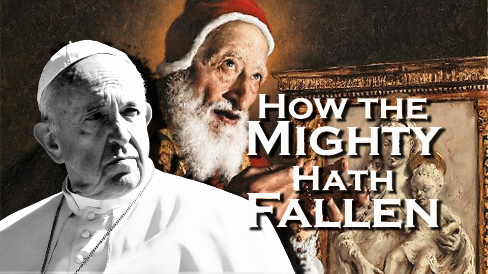 From Lepanto to Davos: What Hath Modernism Wrought (Sunday Sermon from South St. Paul)